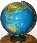 Globo terráqueo: geolocalización en SEO