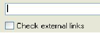 Check external links