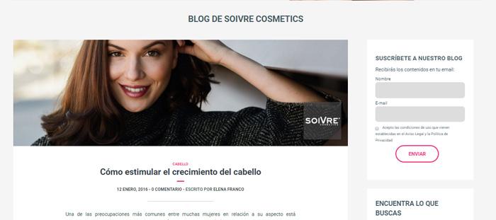 Blog Soivre