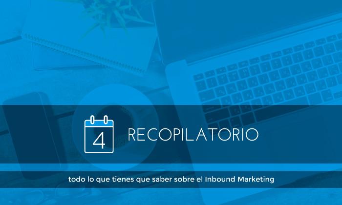 Recopilatorio Inbound Marketing