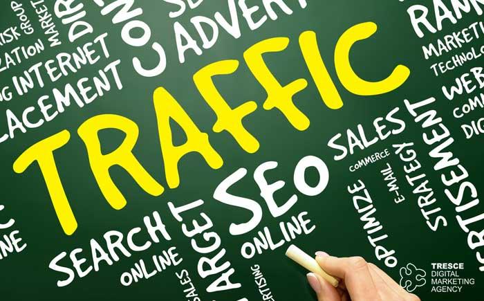 aumentar el tráfico a tu web