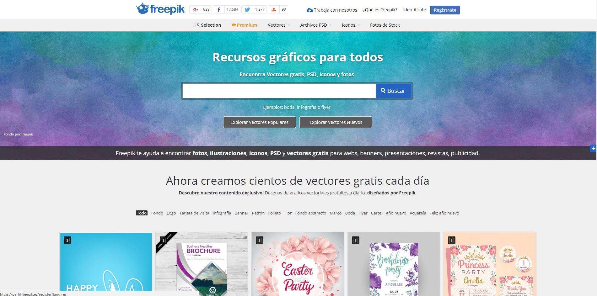 freepik- crear imagenes online