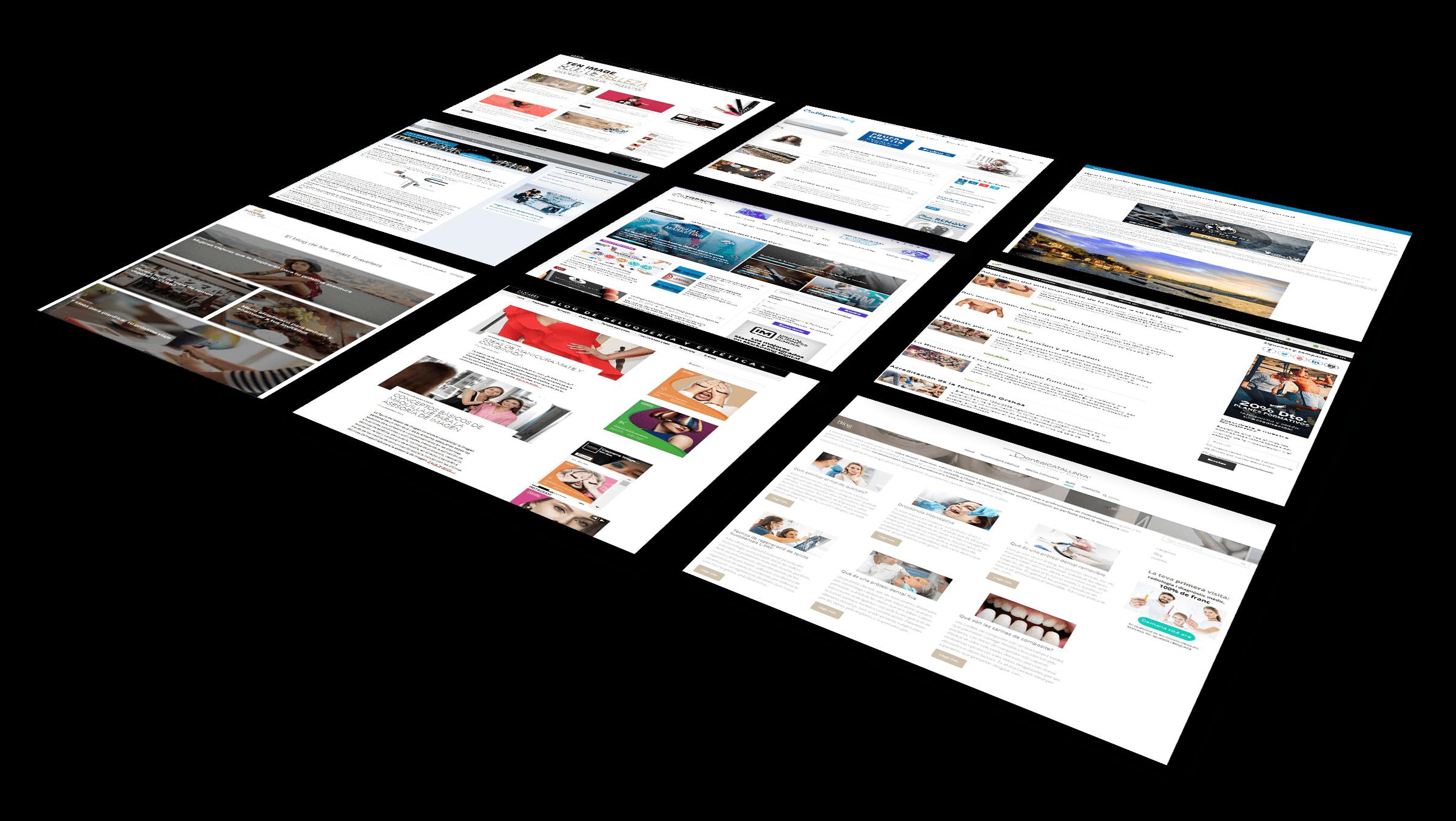 llegar al publico objetivo con los contenidos digitales para crear un discurso propio y informacion de valor